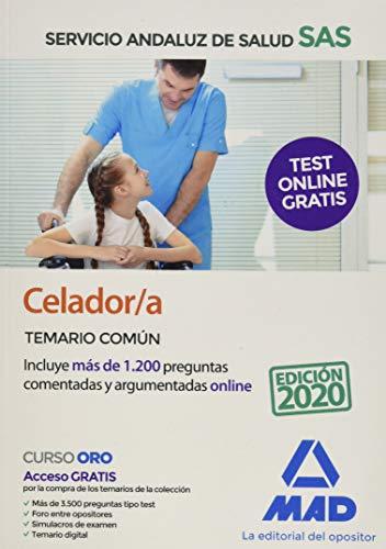 Celador/a del Servicio Andaluz de Salud. Temario Común