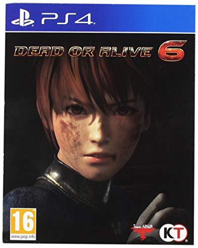 Dead Or Alive 6 - Steelbook Edition [Edizione: Francia]