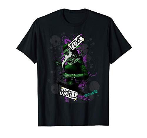 Plague Doctor Steampunk Punk Ink Art for Men Women and Kids T-Shirt