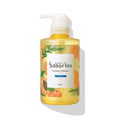 BCL Saborino Treatment in Shampoo (Smooth)