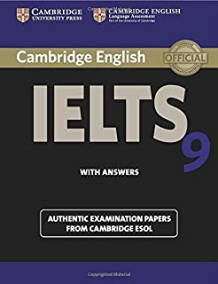 Cambridge IELTS 9 Student's Book with Answers: Authentic Examination Papers from Cambridge ESOL (IELTS Practice Tests) by ...