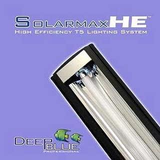 Deep Blue Professional ADB42120 8-watt Solarmaxhe T5 Strip Light for Aquarium, 20-Inch
