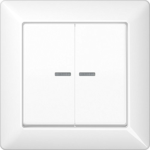 Jung AS590-5KO5WW Wippe für Serienschalter KO