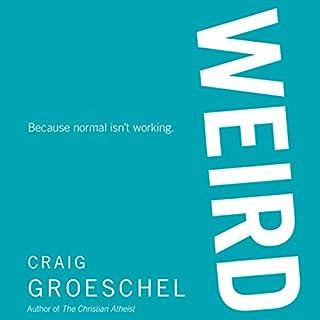WEIRD cover art