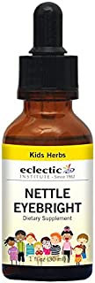 Eclectic Nettles Eyebright Kid, Yellow, 1 Fluid Ounce