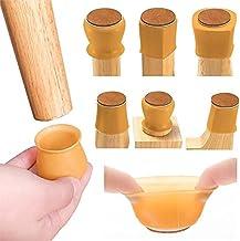 10 stks Silicon Meubels Been Bescherming Cover Tafel Voeten Pad Floor Protector Voor 3-4.5 cm Stoel Vloer antislip Tafelpo...