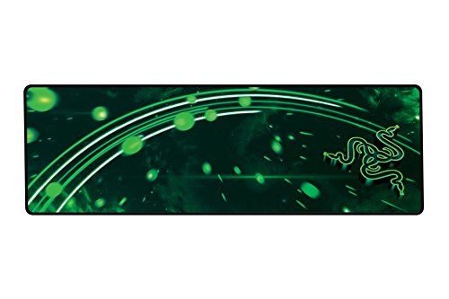 Razer Goliathus Speed (Extended) Gaming Mouse Pad: Smooth Gaming Mat - Anti-Slip Rubber Base - Portable Cloth Design - Anti-Fraying Stitched Frame - Cosmic