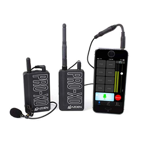 Azden AZ-PROXD Digitale draadloze microfoon (2,4 GHz)