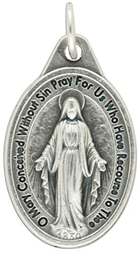 Gifts Catholic, Inc. Bulk Buy 100 Pcs - Miraculous Medal 1