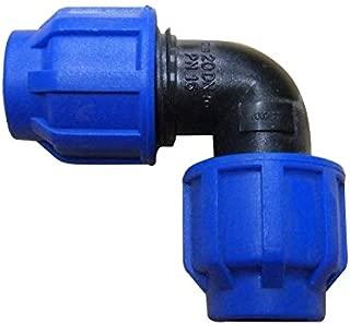 Garten Brauchwasser PE Rohr Kupplung Endkappe Verschraubung DVGW Trinkwasser