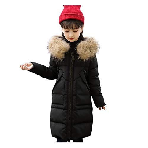 Shaohan Baby donsjas jongens donsjack meisjes gewatteerde jas kinderen winterjas dikke donsjas warme jas winter jas ritssluiting capuchon outwear