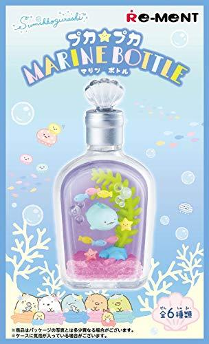 リーメント すみっコぐらし プカプカ Marine Bottle BOX商品