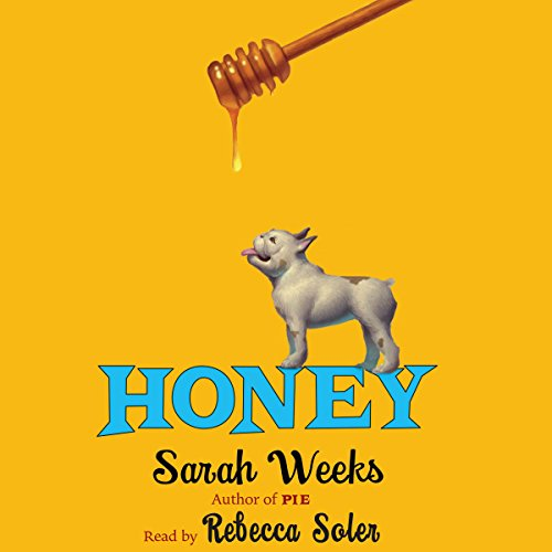 Honey cover art