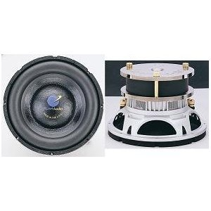 Affordable Planet Audio VECTOR10, 25cm (10″) Dual Subwoofer, 475W RMS