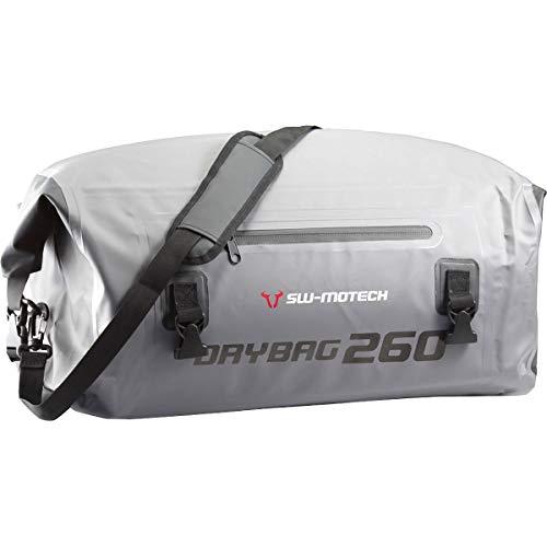 SW-MOTECH Drybag 260 Hecktasche 26L, Grau/Schwarz, Wasserdicht
