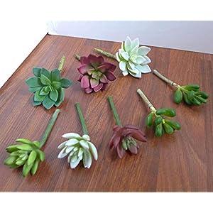 Silk Flower Arrangements The 8 Best Artificial Grass Succulent Plants