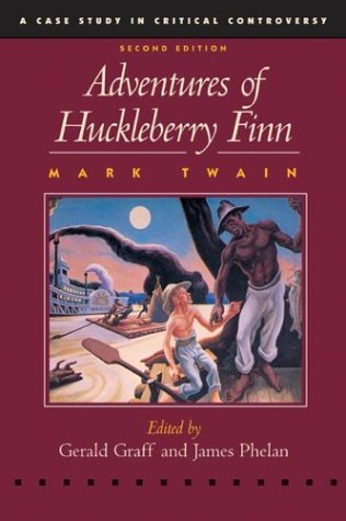 Price comparison product image By Mark Twain - Adventures of Huckleberry Finn: A Case Study in Critical Controversy: 2nd (second) Edition