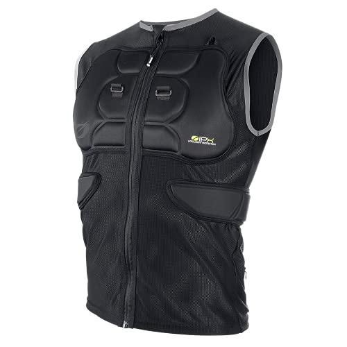 O\'NEAL   Protektoren-Jacke   Motocross Enduro Motorrad   IPX® Rückenprotektor, 4-Wege-Stretch-Mesh/Lycra, aus Bioschaumstoff   BP Protector Sleeve   Erwachsene   Schwarz   Größe S