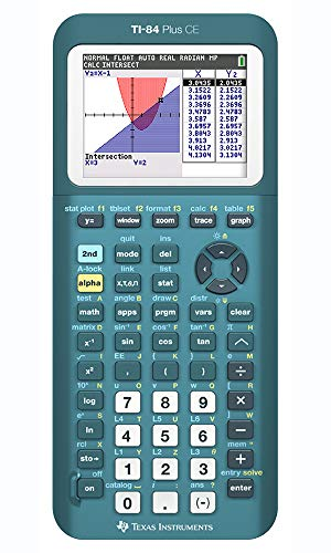 Texas Instruments TI-84 Plus CE Color Graphing...