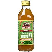 M.Busto, Vinagre de sidra de manzana - 6 de 500 ml. (Total 3000 ml.)