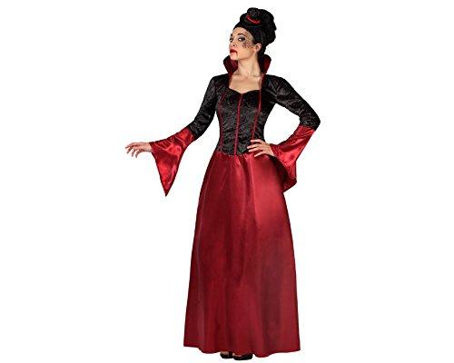 Atosa 19484 Disfraz vampiresa adulto M-L, talla mujer