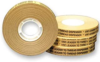 ATG Adhesive Transfer Gun Tape 1/2 Inch By 36 Yards Acid Free 12 Pack