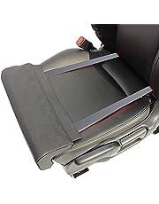 Podpórki pod nogi foteli samochodowych, przedłużenia foteli samochodowych, uniwersalne przedłużenia siedzisk to artefakty do jazdy na długich dystansach,Black