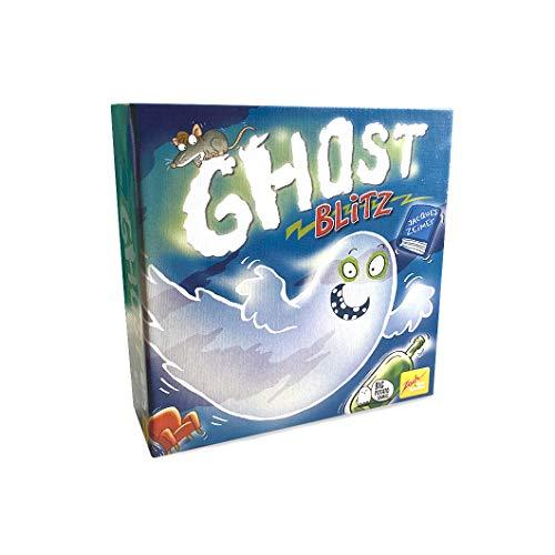 Big Potato Ghost Blitz: Spookiest Family Board Game for Kids | Best Halloween Games