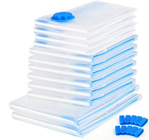 Juego de 12 bolsas de envasado al vacío – 3 tamaños 140