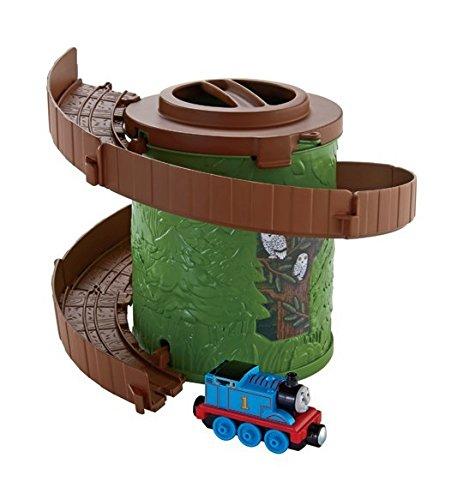 Thomas & Friends Take-N-Play Set di Pista a Spirale con Thomas