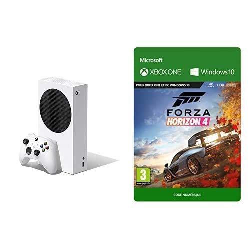 Xbox Series S + Forza Horizon 4 (code digital)