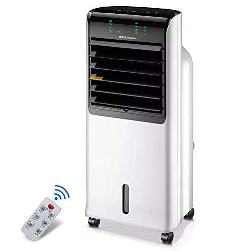 Mobile Klimaanlage Luftkühler LED-Fernbedienungsanzeige Haushaltsklimaventilator Dritter Gang 7L Großer Wassertank 110W