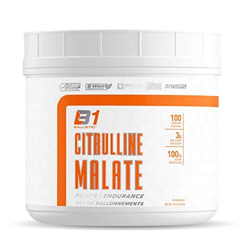Ballistic Labs Ballistic Labs Citrulina Malato 300g 363 g