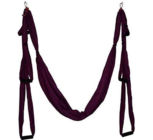 HeegNPD Yoga hangmat zwaaien parachutestof inversie-therapie anti-zwaartekracht een hoge stevigheid decoratieve hangmat yoga gym hangen,6
