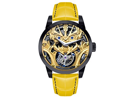 memoriginシリーズトランスフォーマーBumblebee Limited Edition Tourbillon Watch