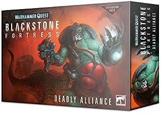Games Workshop Warhammer 40,000 Blackstone Fortress: Deadly Alliance