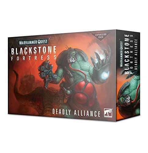 Taller de Juegos Warhammer 40.000 Blackstone Fortress: Alianza Mortal