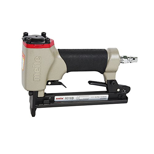 Save %34 Now! 8016B Upholstery Stapler-21 Gauge 1/2-Inch Crown 1/4-Inch to 5/8-Inch Fine Wire Stapler
