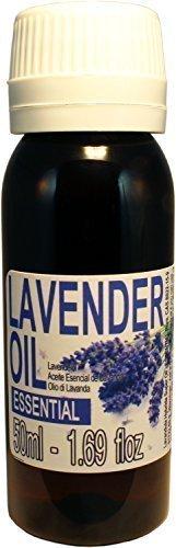 Aceite Esencial Natural de Lavanda 100%...