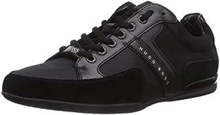 Hugo Boss Men's Spacit Fashion Sneaker,Navy,9 M US
