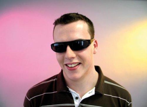 Festartikel Müller Karneval Kostüm Zubehör Punkerbrille Brille Sonnenbrille zu Fasching