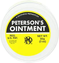 peterson's ointment ingredients