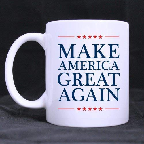 Make America Great Again Coffee Tea Mug Taza, 11oz