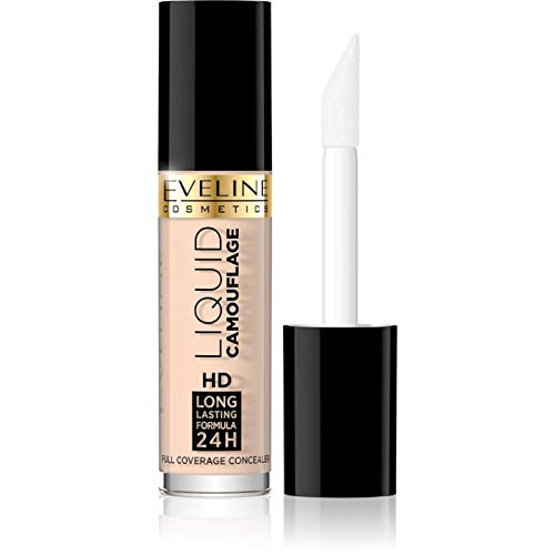 Eveline Cosmetics Correcteur Visage Camouflage Liquide N ° 01