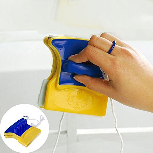 ACE New Magnetic Window Cleaner Double Side Glass Wiper Useful Surface Brush High-efficiency Cleaning Tools