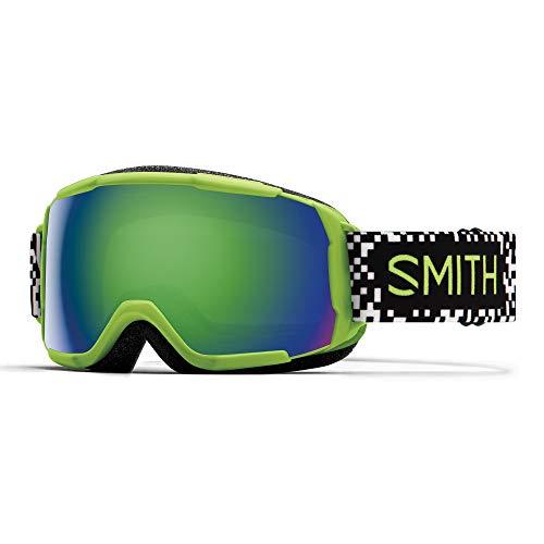 Smith Optics Grom Gafas de Esquí, Unisex niños, Multicolor (Flash Game Over), M