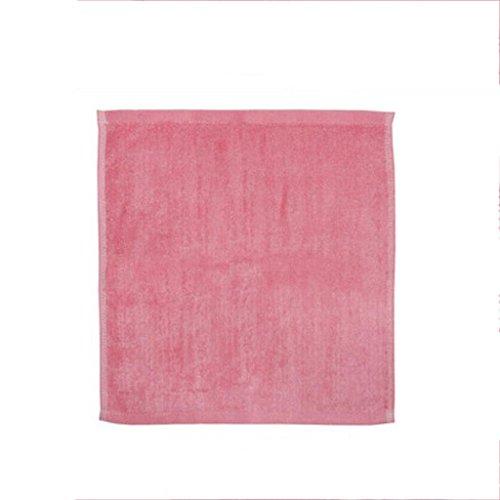 MXJ61 Les bébés nouveau-nés nourrissent les bavoirs 34 * 34cm de serviette de lait ( Couleur : Rouge , taille : 1 Pcs )
