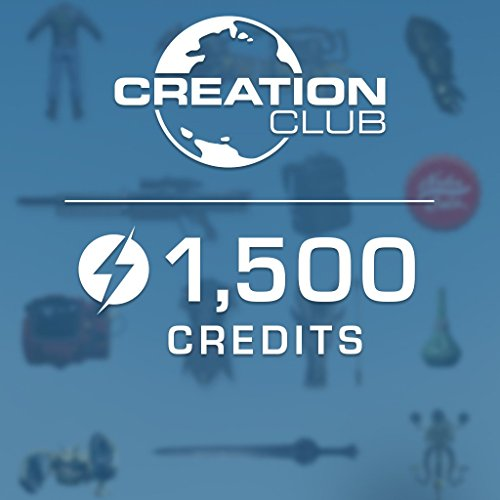 Fallout 4: Creation Club Pack - 1500 - PS4 [Digital Code]