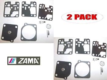 Zama 2 Pack Carburetor Repair Kits # RB-81-2PK