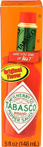 Salsa de Pimiento Original Tabasco 5 fl oz
